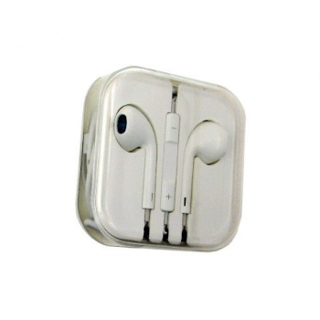 Hands free Apple iPhone 5 white Monster original