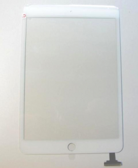 Тачскрин Apple iPad Mini / Mini 2 Retina white со стеклом