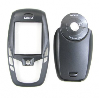 Корпус Nokia 6600 black original