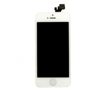 Дисплей Apple iPhone 5 + сенсор white h/c