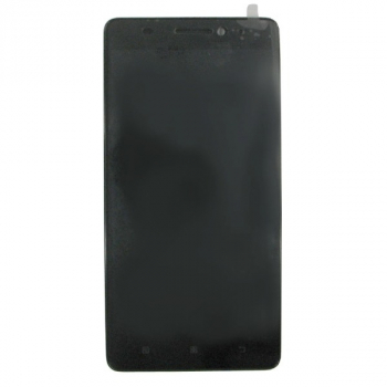 Дисплей Lenovo A7000 / Plus / K3 Note + сенсор black в рамке