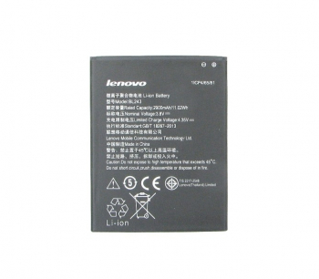 Аккумулятор Lenovo BL243 A7000 / A7600 / K3 Note / A5860 / S5600 2900mAh