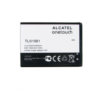 Аккумулятор Alcatel 7040D / 7041D One Touch Pop C7 TLI019B 1900mAh