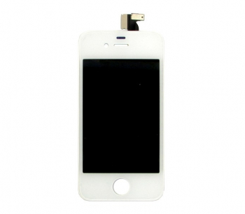 Дисплей Apple iPhone 4S + сенсор white h/c