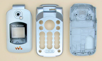 Корпус Sony Ericsson W300i white high copy