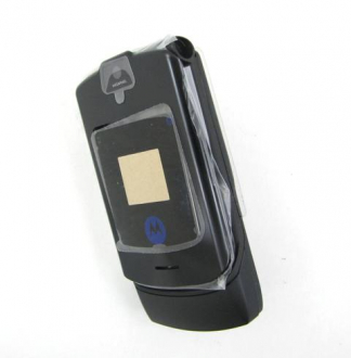 Корпус Motorola V3i black original