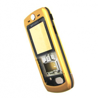 Корпус Motorola L6 gold original