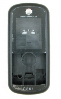 Корпус Motorola C261 black original